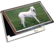 Dogo Argentino Card Case