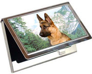 German Mittle Spitz Card Case