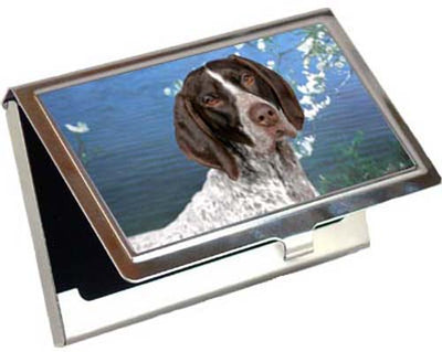 German Shepherd Card Case