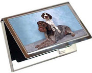 German Shorthair Pointer Card Case