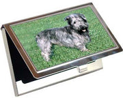 Giant Schnauzer Card Case