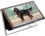 Gordon Setter Card Case