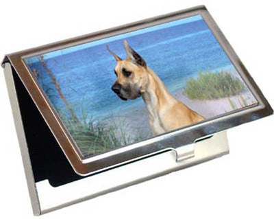 Great Dane Card Case