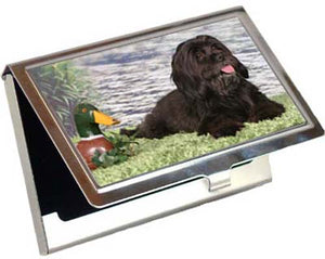 Havanese Card Case