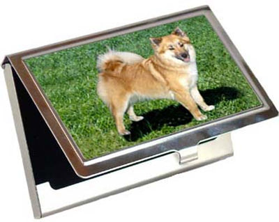 Icelandic Sheepdog Card Case