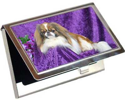 Japanese Chin Card Case