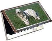 Komondor Card Case