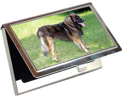 Leonberger Card Case