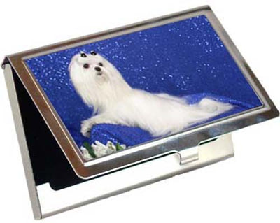 Maltese Card Case