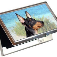 Manchester Terrier Card Case