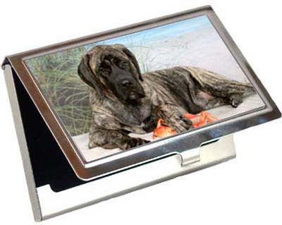 Mastiff Card Case