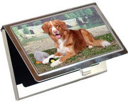 Nova Scotia Duck Toller Card Case