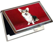 Pembroke Welsh Corgi Card Case