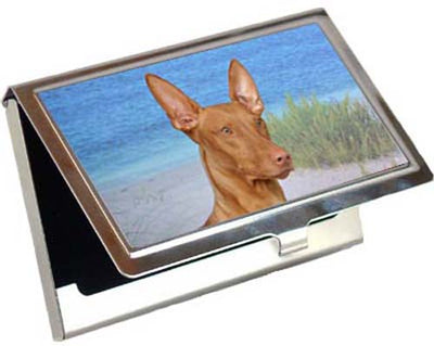 Pharaoh Hound Card Case