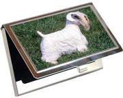 Sealyham Terrier Card Case