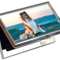 Shetland Sheepdog Card Case