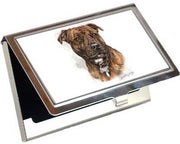 Staffordshire Bull Terrier Card Case