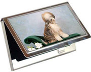Tibetan Terrier Card Case
