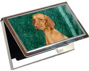 Vizsla Card Case