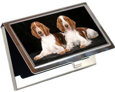 Welsh Springer Spaniel Card Case