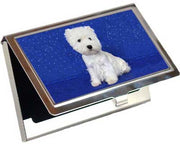 West Highland White Terrier Card Case