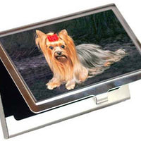 Yorkshire Terrier Card Case