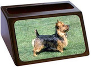 Australian Terrier Business Card Holder