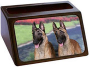 Belgian Malinois Business Card Holder