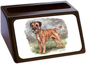 Border Terrier Business Card Holder