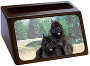 Bouvier des Flanders Business Card Holder