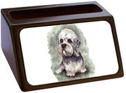 Dandie Dinmont Business Card Holder