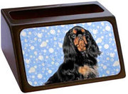 English Toy Spaniel Business Card Holder