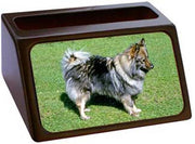 German Mittle Spitz Business Card Holder