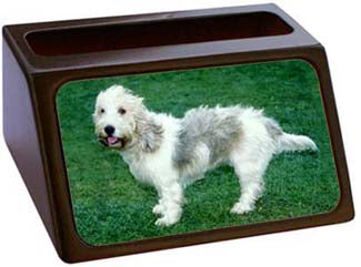 Grand Basset Griffon Vendeen Business Card Holder