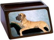 Great Dane Business Card Holder