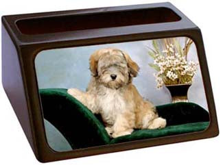 Havanese Business Card Holder