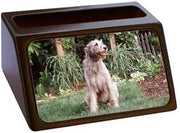 Irish Wolfhound Business Card Holder