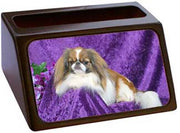 Japanese Chin Business Card Holder