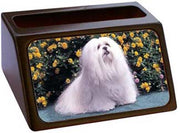 Lhasa Apso Business Card Holder