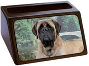 Mastiff Business Card Holder