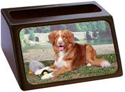 Nova Scotia Duck Toller Business Card Holder