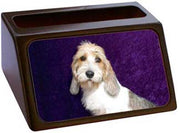 Petit Basset Griffon Vendeen Business Card Holder