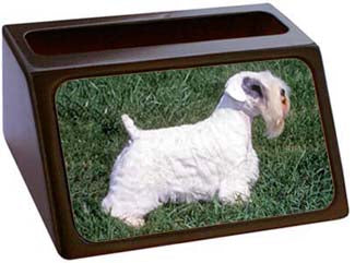 Sealyham Terrier Business Card Holder