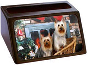 Silky Terrier Business Card Holder