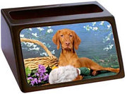 Vizsla Business Card Holder