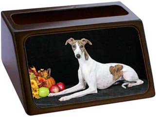 Whippet Business Card Holder