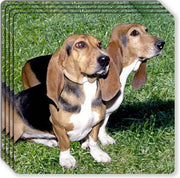 Basset Artesian Normand Rubber Coaster Set
