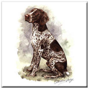 German Shorthair Pointer  Tile
