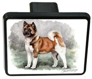 Akita Trailer Hitch Cover
