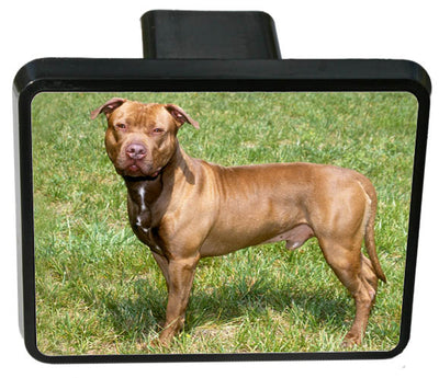 American Pitbull Trailer Hitch Cover
